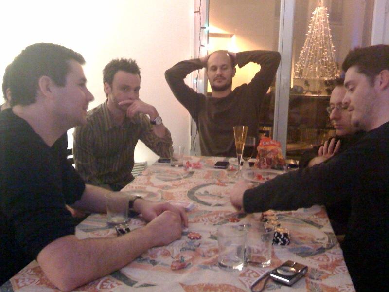 Marseille holdem poker